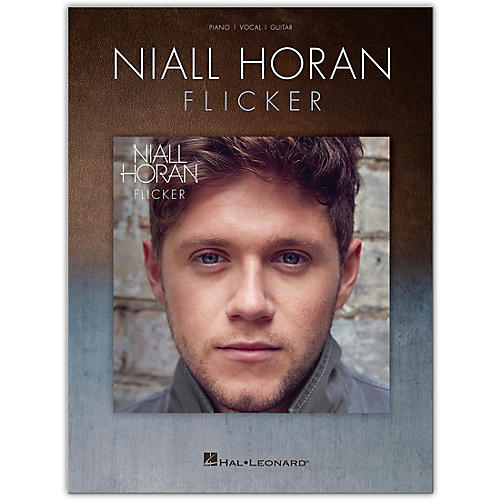Hal Leonard Niall Horan - Flicker Piano/Vocal/Guitar Songbook