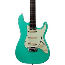 Nick Johnston Traditional Electric Guitar Atomic Green Mint Green Pickguard