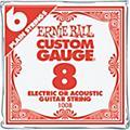 Ernie Ball Nickel Plain Single Guitar String thumbnail