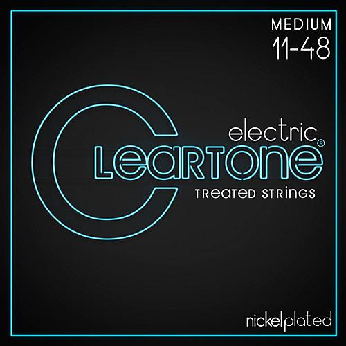 Cleartone Nickel-Plated Medium Electric Guitar Strings