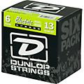 Dunlop Nickel Plated Steel Electric Guitar Strings Extra Heavy 6-Pack thumbnail