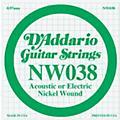D'Addario Nickel Wound Single String thumbnail