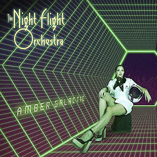 Alliance Night Flight Orchestra - Amber Galactic