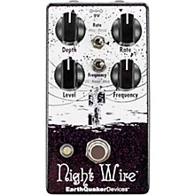 Earthquaker Devices Night Wire V2 Harmonic Tremolo Effects Pedal