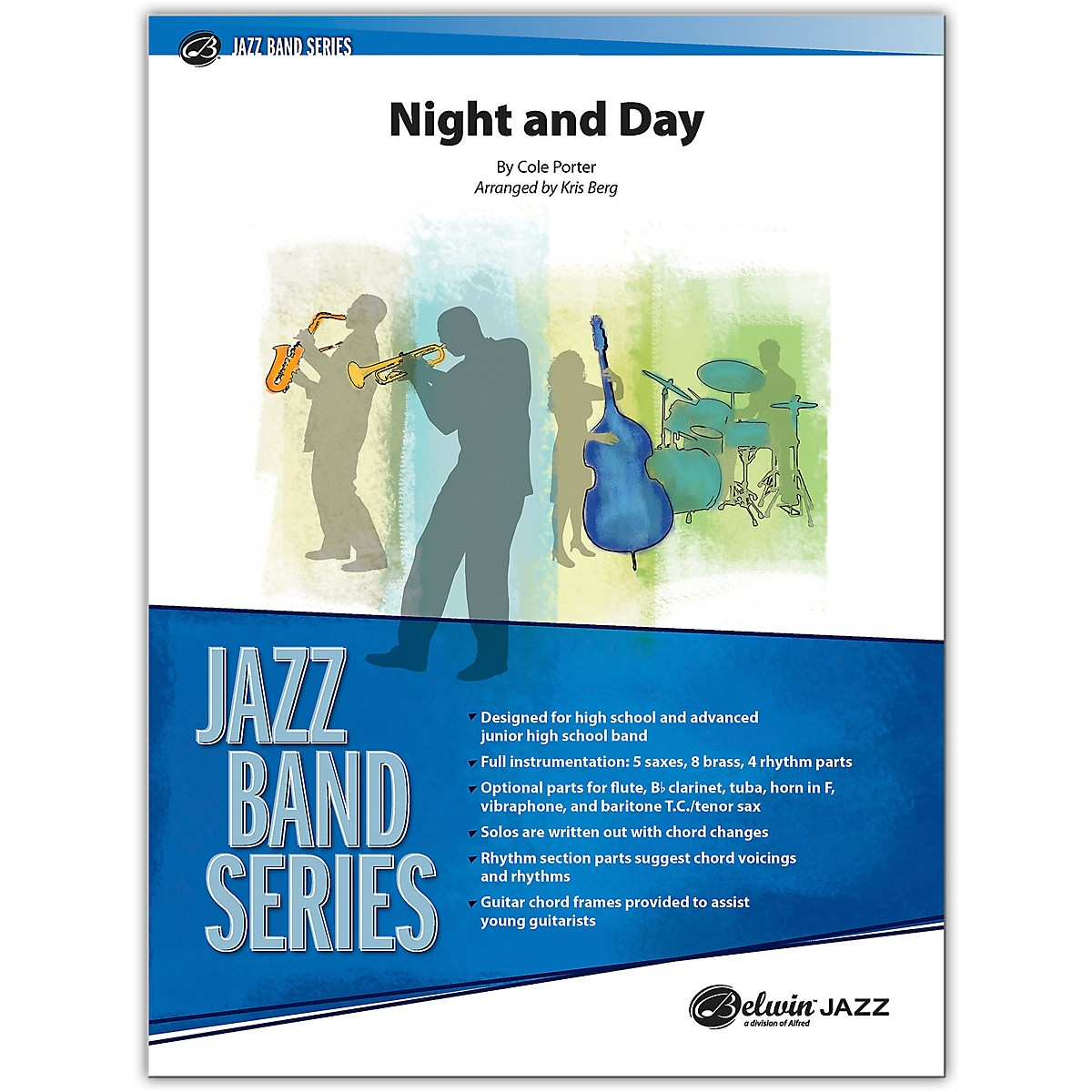 BELWIN Night and Day Conductor Score 3.5 (Medium)