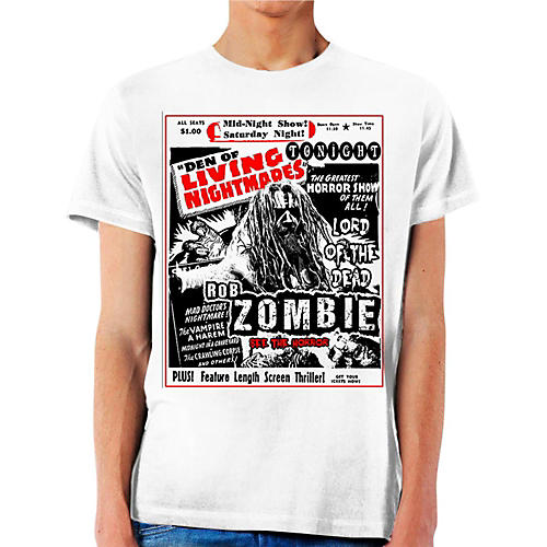 Rob Zombie Nightmare T-Shirt