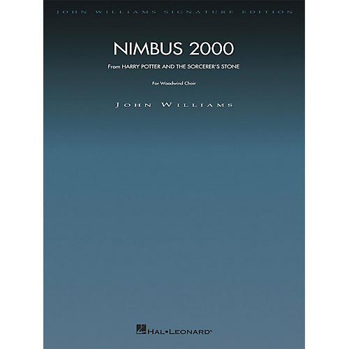 Hal Leonard Nimbus 2000 (from Harry Potter and the Sorceror's Stone) John Williams Signature Edition - Woodwinds
