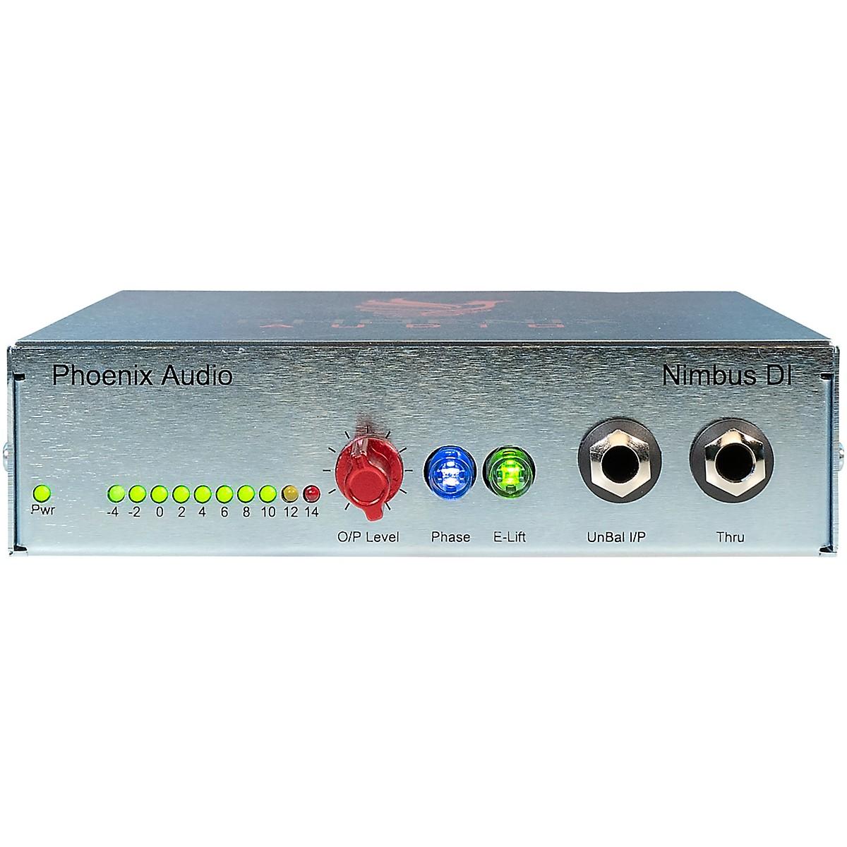 Phoenix Audio Nimbus DI Mono Class A Active DI