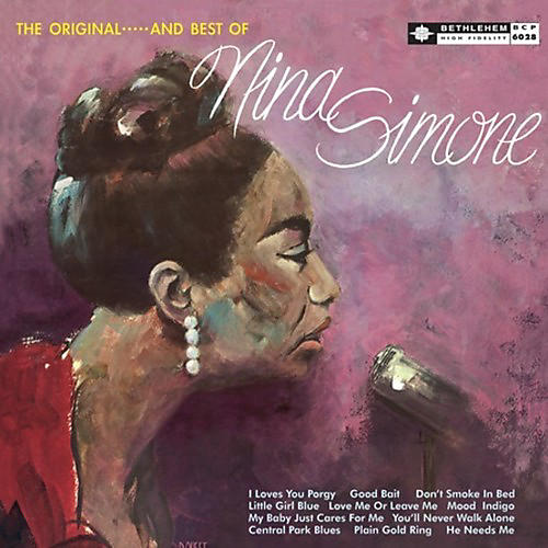 Alliance Nina Simone - Little Girl Blue [180 Gram Vinyl]