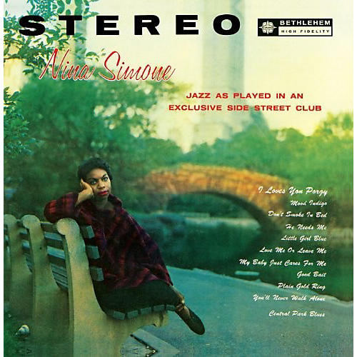 Alliance Nina Simone - Little Girl Blue