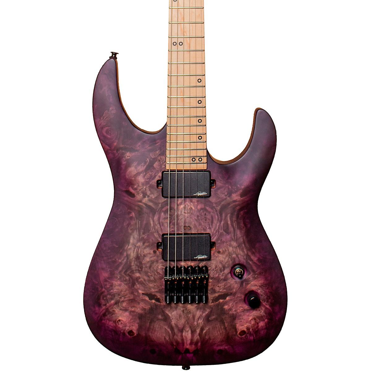 Legator Ninja Overdrive 6 Maple Fingerboard Electric Guitar