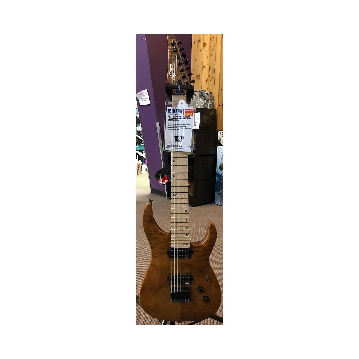 Legator Ninja R 300-pRO 7 STRING Solid Body Electric Guitar