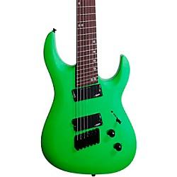 Ninja R Mutli-Scale 7-String Special Electric Guitar Neon Green