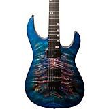 Legator Ninja X 6 Electric Guitar Ocean