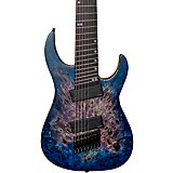 Legator Ninja X 8 Multi-Scale Electric Guitar Ocean