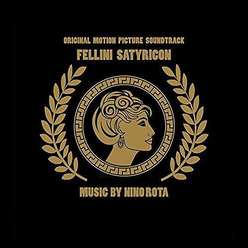 Alliance Nino Rota - Fellini Satyricon - O.s.t.