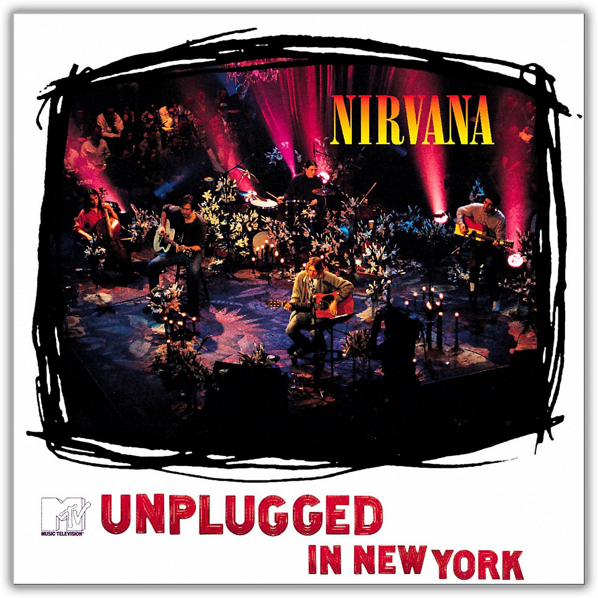 Universal Music Group Nirvana - MTV Unplugged In New York Vinyl LP