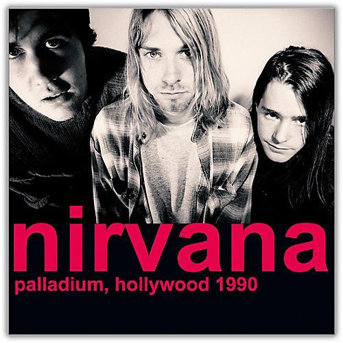 MVD Nirvana - Palladium, Hollywood 1990 Vinyl LP