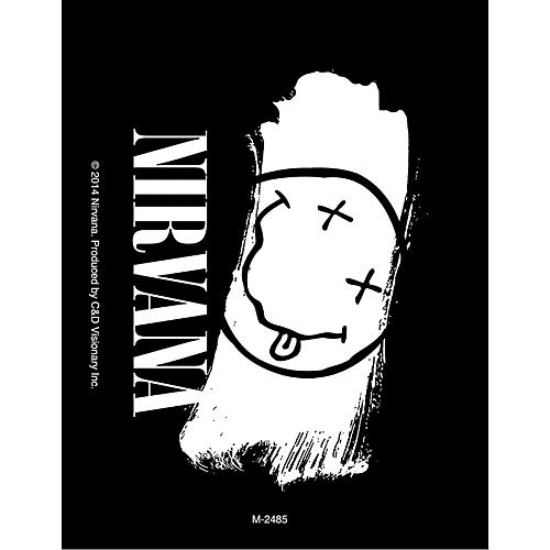 C&D Visionary Nirvana Magnet - Smiley Paint