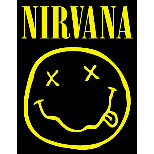C&D Visionary Nirvana Sticker