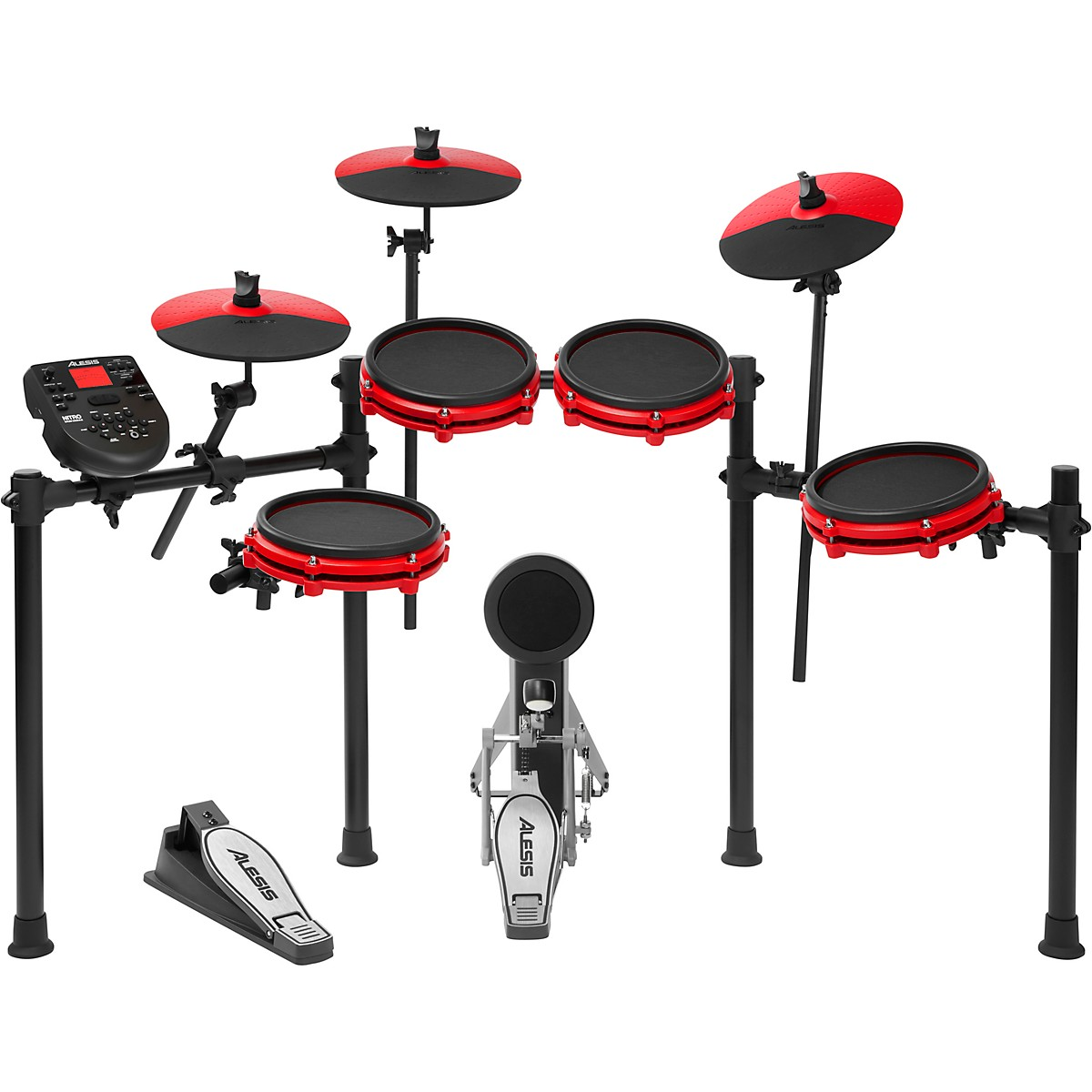 Alesis Nitro Mesh Special-Edition 8-Piece Electronic Drum Set