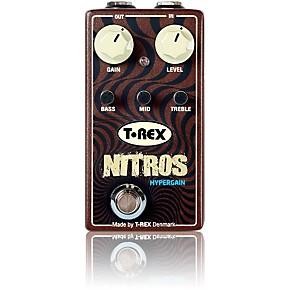 t rex engineering nitros hypergain distortion guitar effects pedal guitar center. Black Bedroom Furniture Sets. Home Design Ideas
