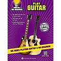 Alfred No-Brainer Play Guitar Book & CD thumbnail
