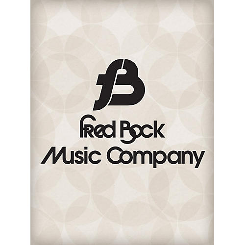 Fred Bock Music No Longer a Baby SSA