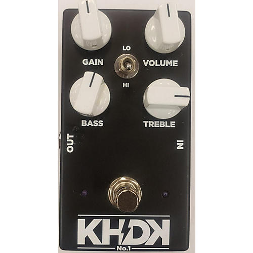 KHDK No. 1 Effect Pedal