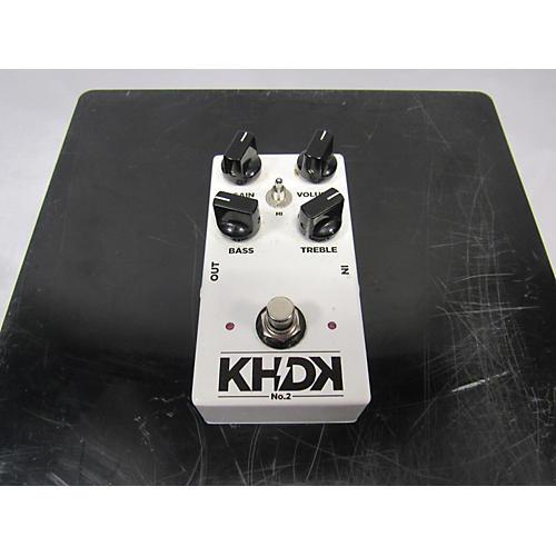 KHDK No. 2 Effect Pedal