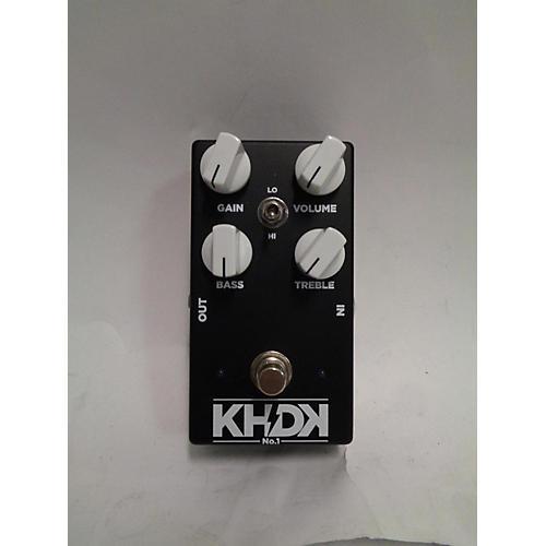 KHDK No.1 Effect Pedal