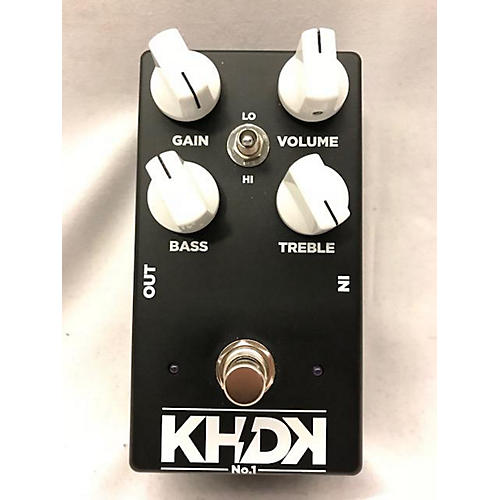 KHDK No.1 Overdrive Effect Pedal