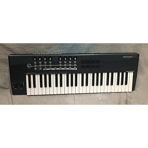Novation Nocturn 49 MIDI Controller
