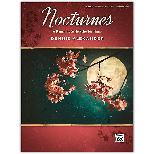 Alfred Nocturnes, Book 2 Intermediate / Late Intermediate