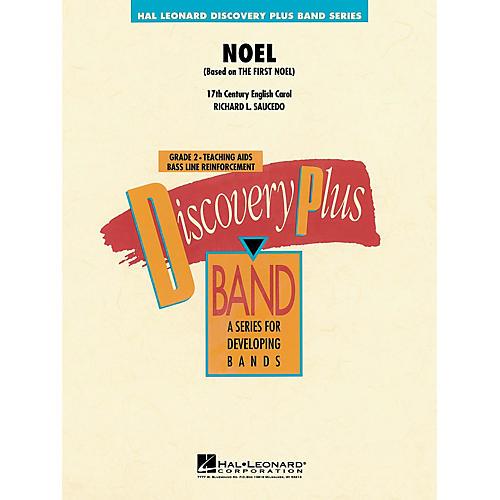 Hal Leonard Noel - Discovery Plus Concert Band Series Level 2 arranged by Richard Saucedo