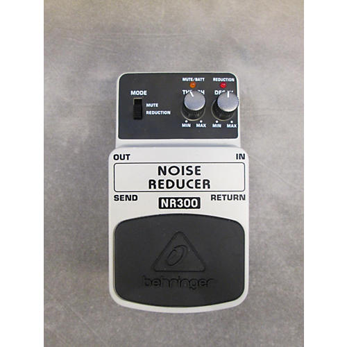 used behringer noise suppressor effect pedal guitar center. Black Bedroom Furniture Sets. Home Design Ideas