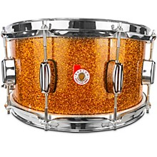 North American Maple Snare Drum 14 x 6.5 in. Gold Sparkle Lacquer