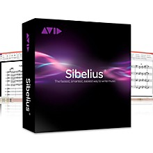 Sibelius Notation Software Plus Photoscore and Audioscore with Support