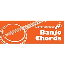 Music Sales Notecracker: Banjo Chords Music Sales America Series Softcover