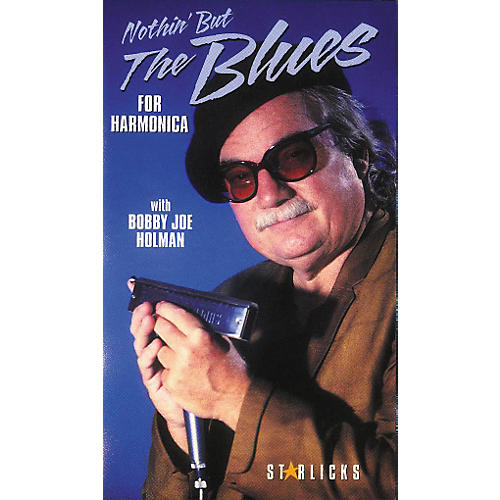Hal Leonard Nothin' But the Blues for Harmonica