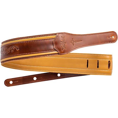 Taylor Nouveau Leather Guitar Strap
