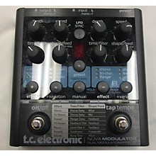 TC Electronic Nova Modulator Effect Pedal