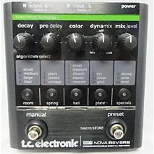 TC Electronic Nova Reverb Effects Processor