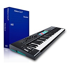 Novation Novation Launchkey 61 MIDI Controller with Ableton Live 9.5 Standard