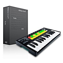 Novation Novation Launchkey Mini MKII with Ableton Live 9.5 Suite