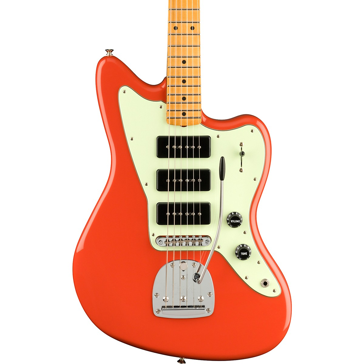 Fender Noventa Jazzmaster Maple Fingerboard Electric Guitar