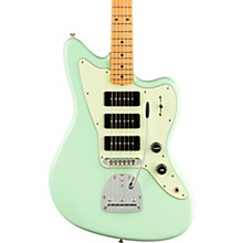 Noventa Jazzmaster Maple Fingerboard Electric Guitar Surf Green
