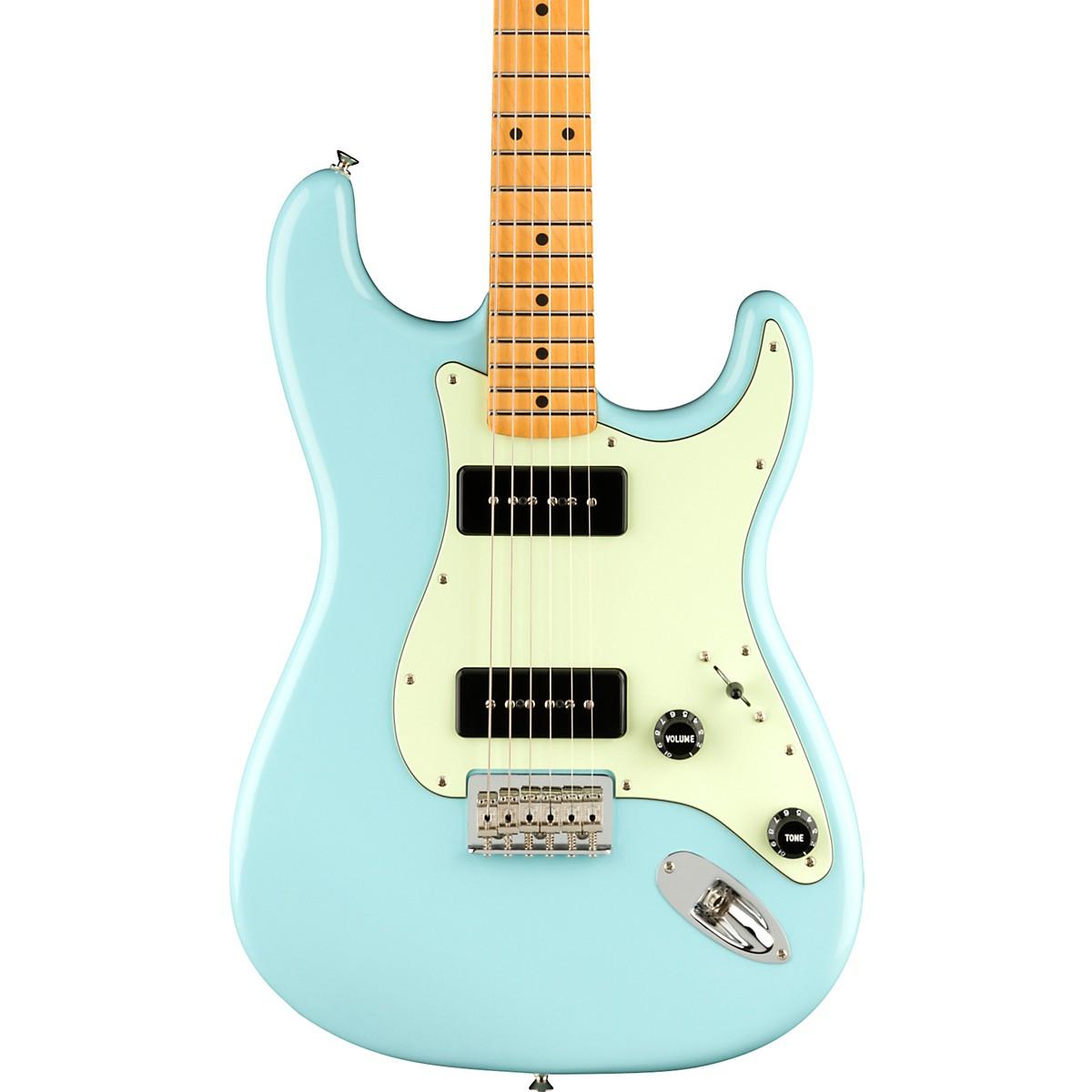 Fender Noventa Stratocaster Maple Fingerboard Electric Guitar