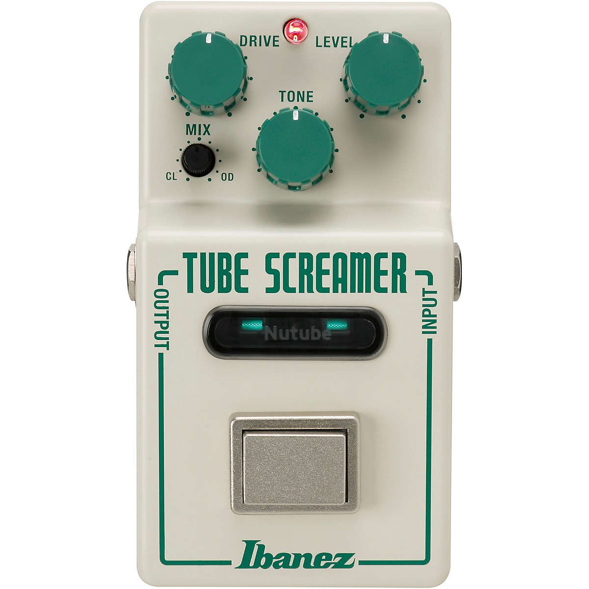 Ibanez Nu Tube Screamer Overdrive Effects Pedal