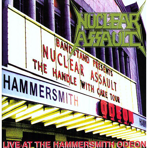 Alliance Nuclear Assault - Live at Hammersmith